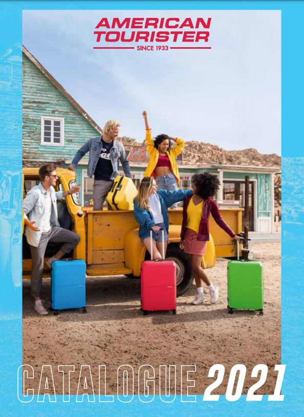 Catalogus American Tourister 2021