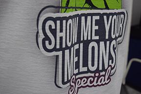 Direct to garment printen t-shirt op maat 2