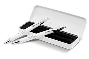 Gegraveerde pennen