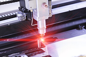 Masina gravare laser