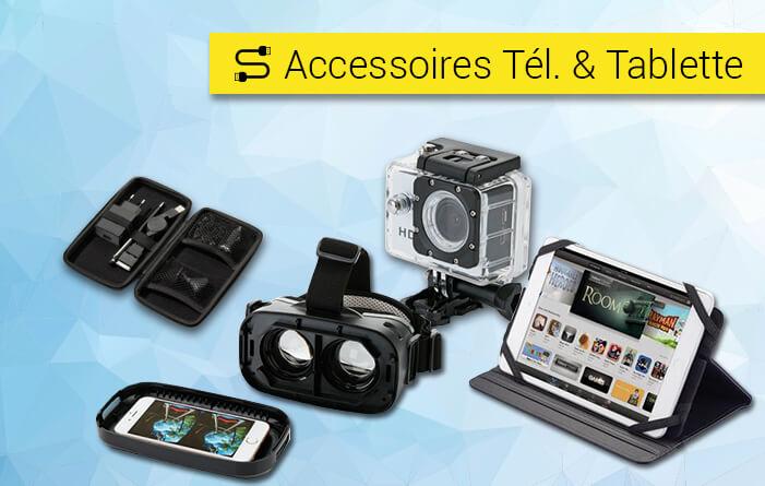 Accessoires Tél. & Tablette