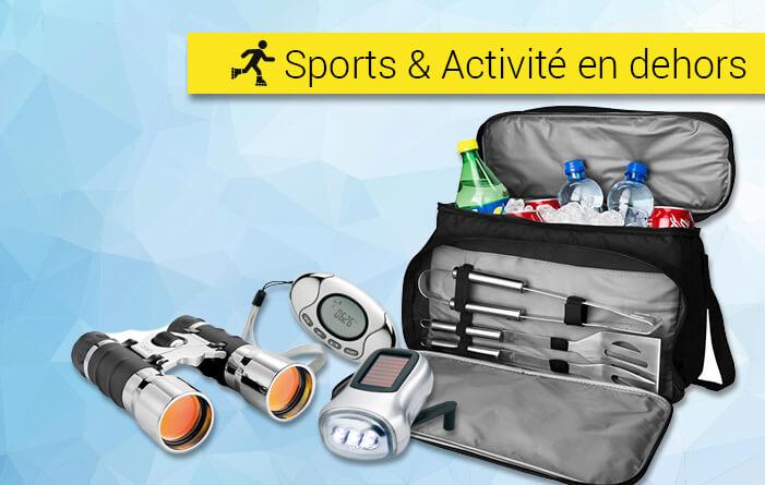 Sports & Activité en dehors