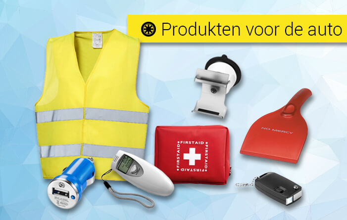 Produkten voor de auto
