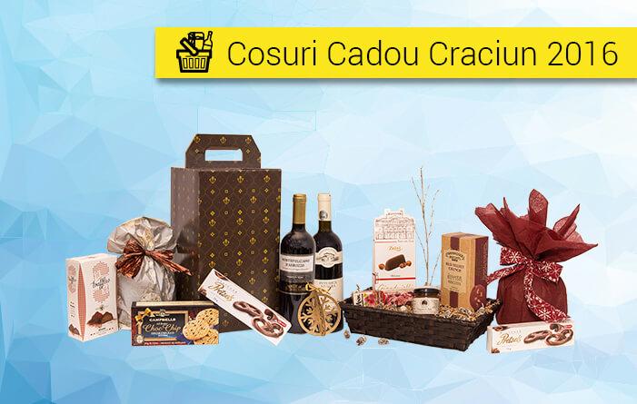 Cosuri cadou Craciun 2016