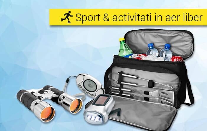 Sport & Activitati in aer liber