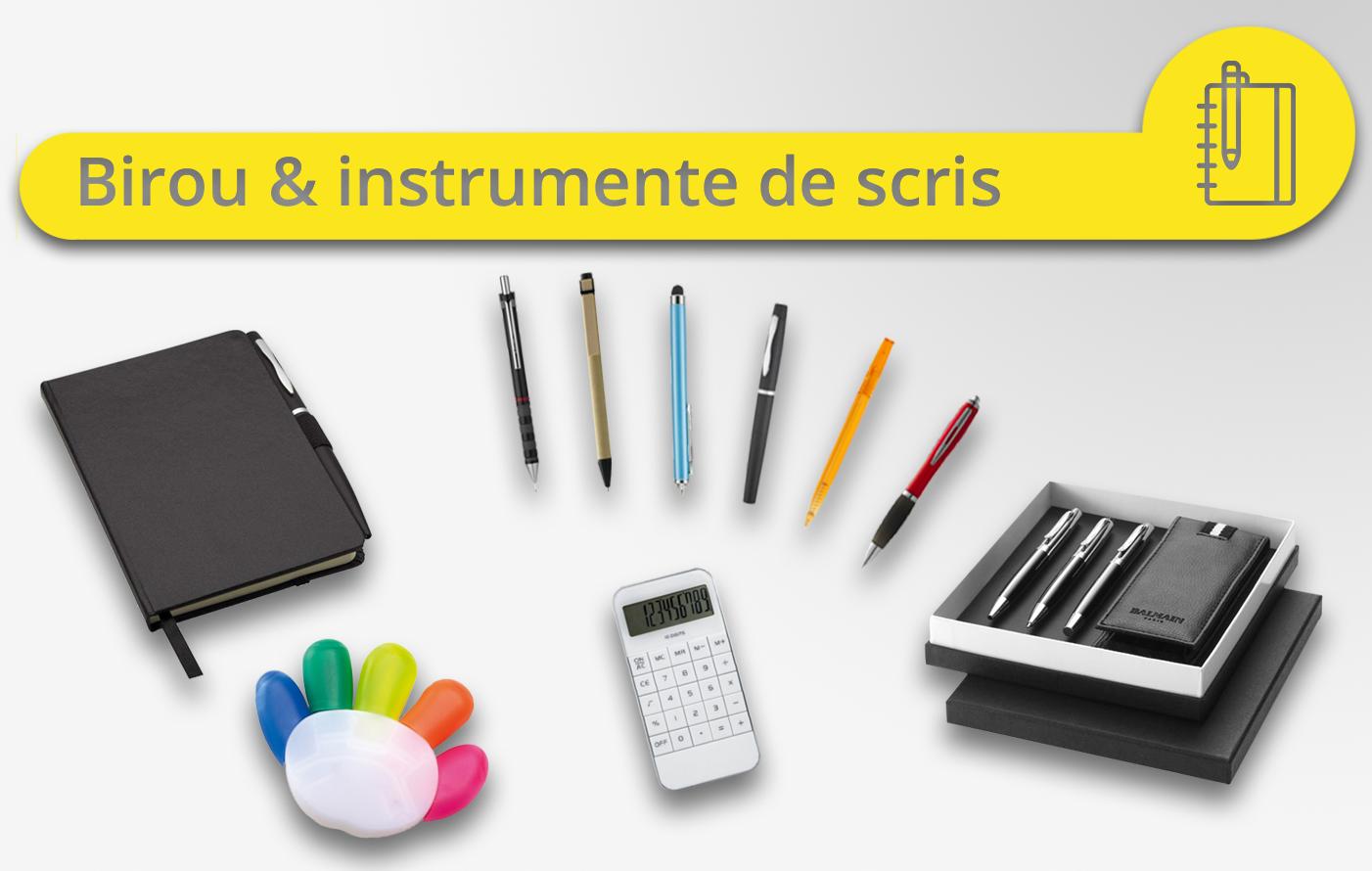 Birou & Instrumente de scris