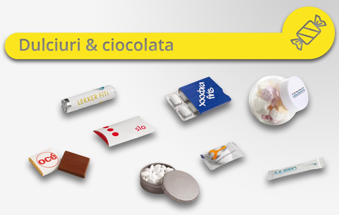 Dulciuri & Ciocolata