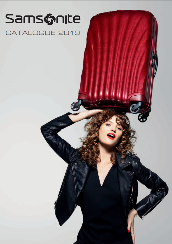 Catalogus Samdam Samsonite 2019