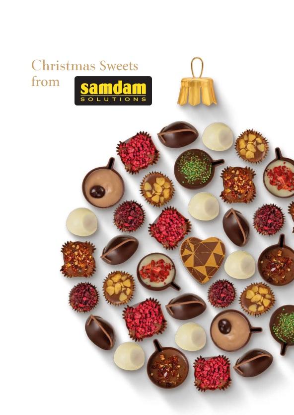 Christmas 2020 Samdam sweets