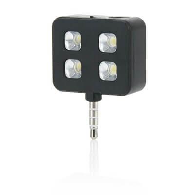 LED lamp flits versterker voor smartphone