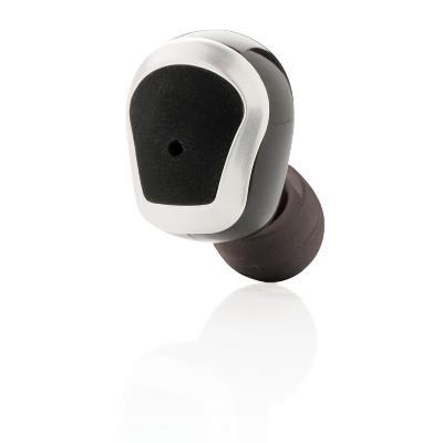 True draadloze single oortelefoon
