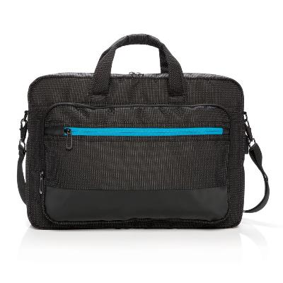 Elie 15'' USB laptop tas