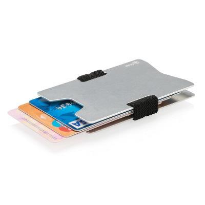Aluminium RFID ant-skimming portemonnee