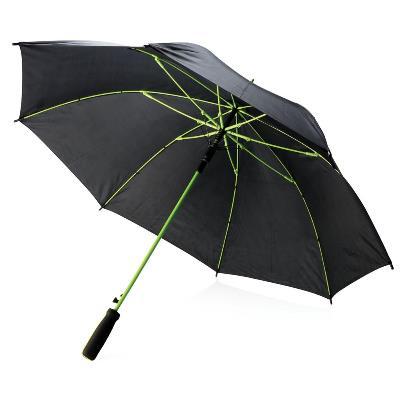 23'' fiberglas gekleurde paraplu