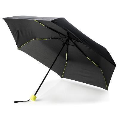 21'' fiberglas gekleurde opvouwbare paraplu