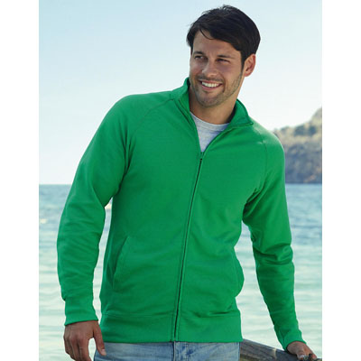 Lightweight ongekamde fleece