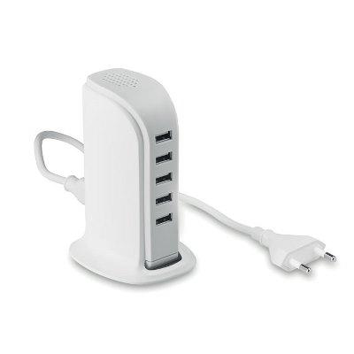 Hub si adaptor USB cu 5 porturi