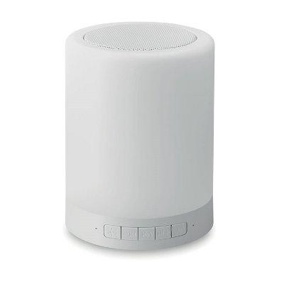 Boxa audio 2in1 cu lumina si baterie externa