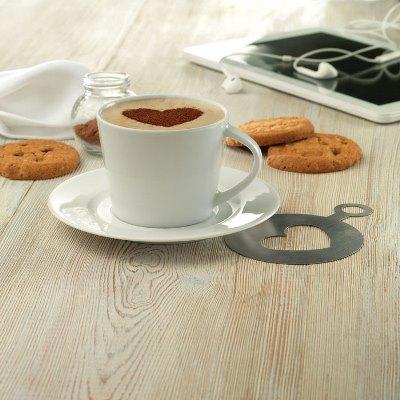 Set de ceasca si farfurie cappuccino Paris
