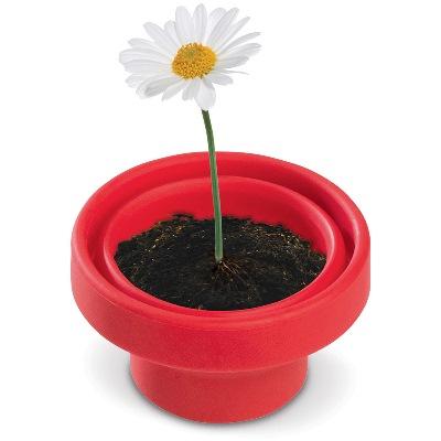 Vouwbaar tuintje - Margriet
