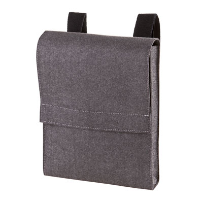 Crossbag anthracite ModernCLASSIC van Halfar