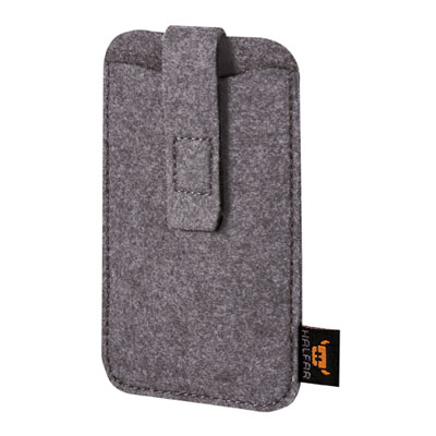 Smart phone cover anthracite Modul 2 van Halfar
