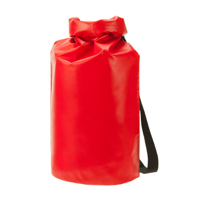DryBag red SPLASH by Halfar