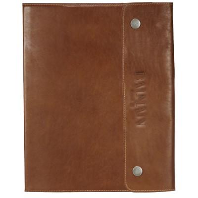 Echt lederen notitieboek