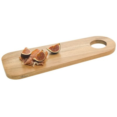 Platou de servire din lemn Bistro