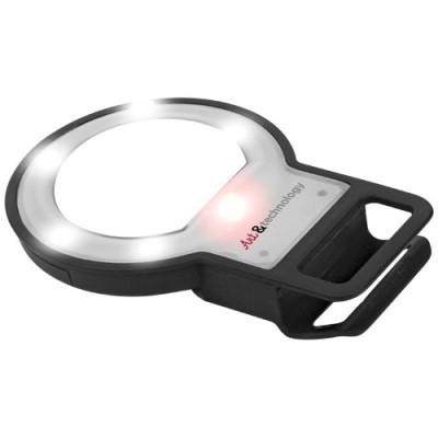 Lanterna LED cu oglinda pentru selfie
