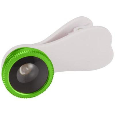 Obiectiv cu clips pentru smartphone