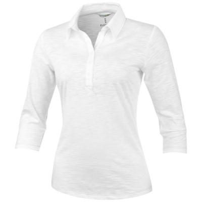 Bluza polo de dama cu maneca 3/4 Tipton