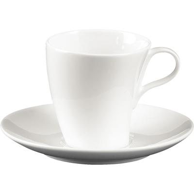 Set de ceasca de cafea cu farfurie Wind