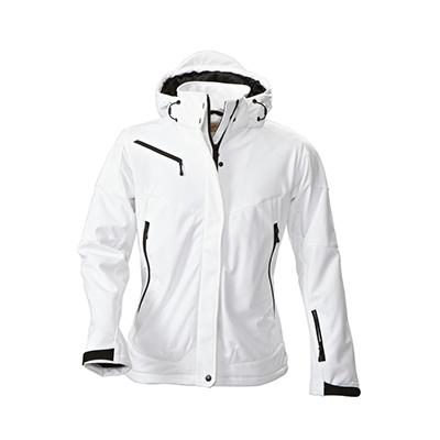 Jacheta din softshell cu gluga Skeleton pentru femei