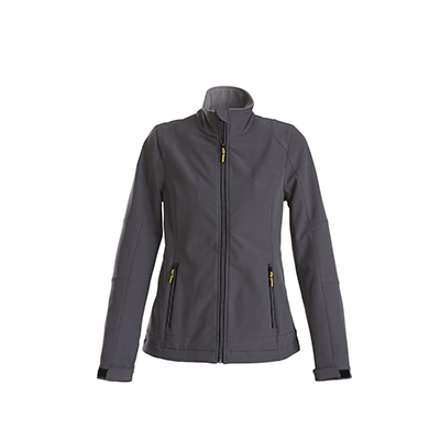 Printer Trial Lady Softshell Jacket