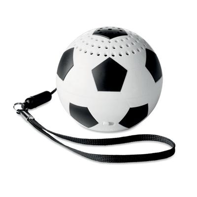2.1 Bluetooth-luidspreker in voetbalvorm Fiesta