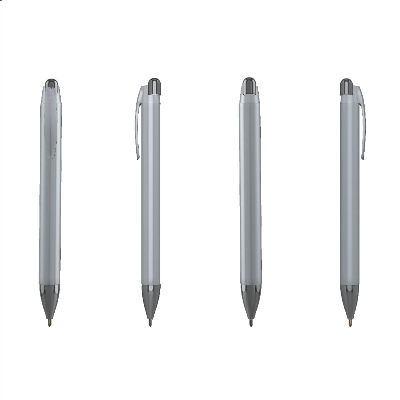 BIC® Wide Body™ Digital Chrome Ballpen