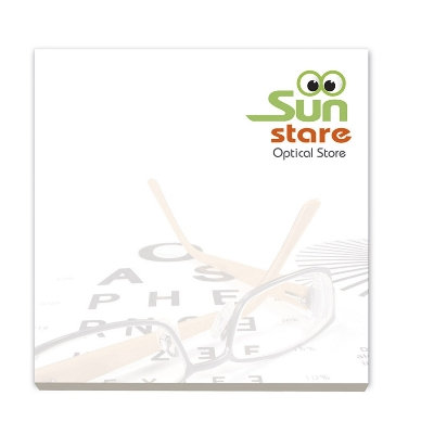 BIC® 75 mm x 75 mm 25 Sheet Adhesive Notepads