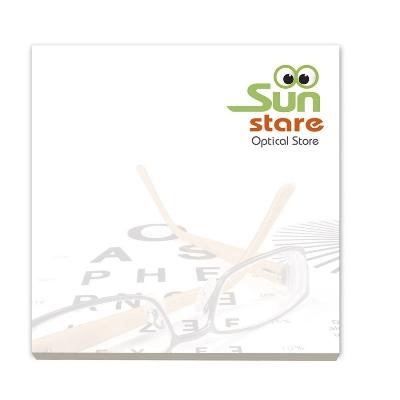 BIC® 75 mm x 75 mm 50 Sheet Adhesive Notepads