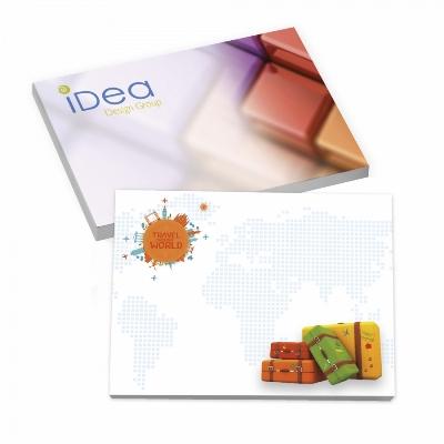 BIC® 101 mm x 75 mm 50 Sheet Adhesive Notepads