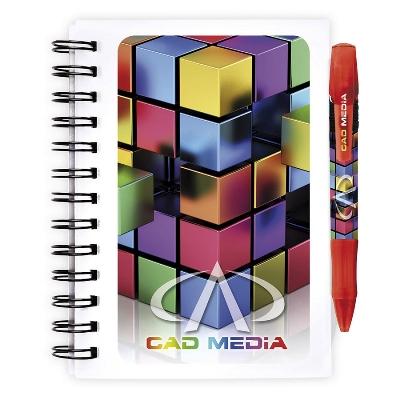 BIC® Notebooks Plastic Cover britePix™ Large