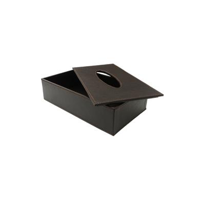 Cutie din piele pentru servetele 992096