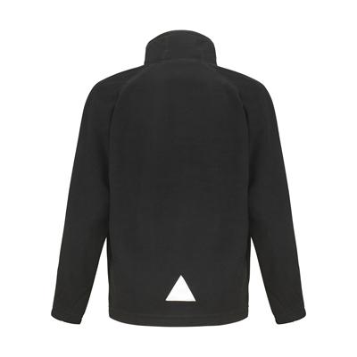 Jacheta microfleece raglan pentru copii