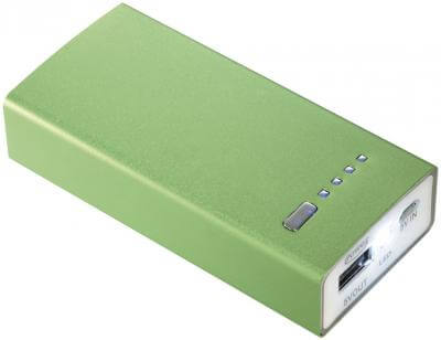 Farad Charger Powerbank 4000mAh