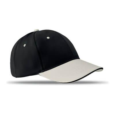 Katoenen baseball cap