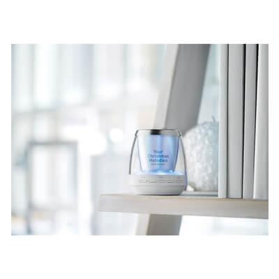Boxa Bluetooth cu lumina ambientala