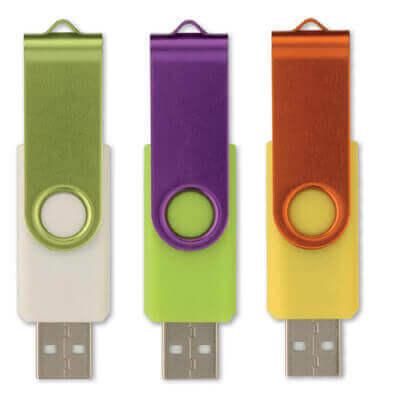 USB flash drive Twister 8GB