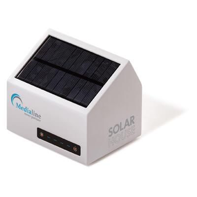 Solar House batterij