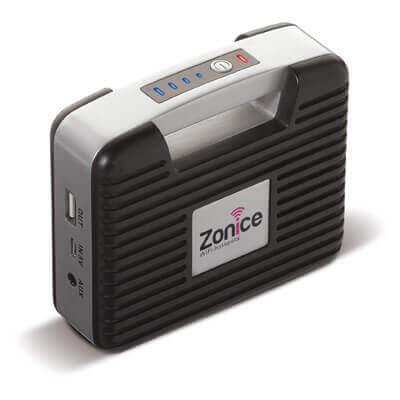 Acumulator portabil cu difuzor Vibe
