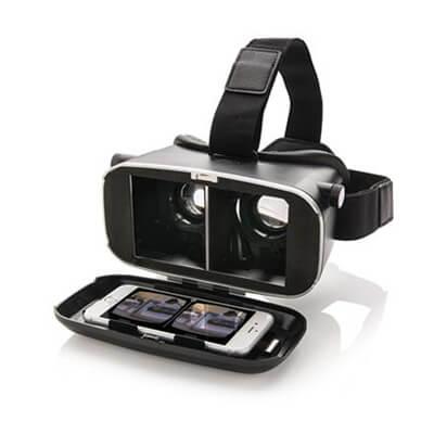 Ochelari 3D pentru realitate virtuala